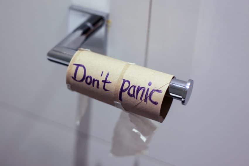 Don't Panic, gérer la crise covid19 entrepreneur